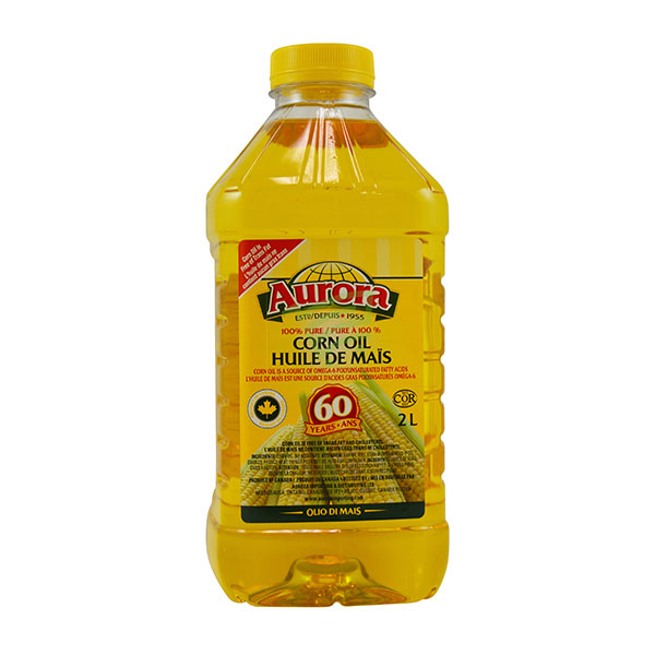 Indian grocery online - Aurora Corn Oil 2L - Cartly