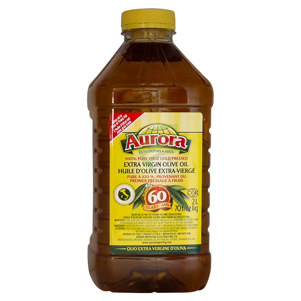 Indian grocery online - Aurora Extra Virgin Olive Oil 2L - Cartly