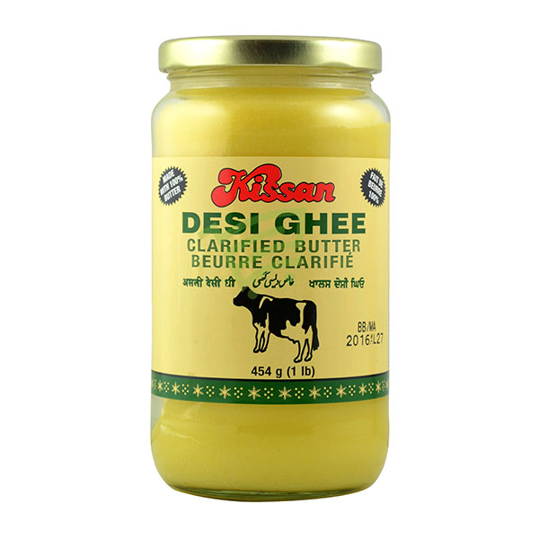 Indian grocery online - Kissan Desi Ghee 454G - Cartly