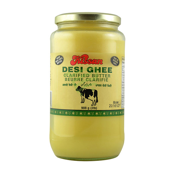 Indian grocery online - Kissan Desi Ghee 908g - Cartly