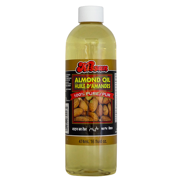 Indian grocery online - Kissan Almond Oil 474Ml - Cartly