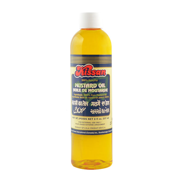 Indian grocery online - Kissan Mustard Oil 237ml - Cartly