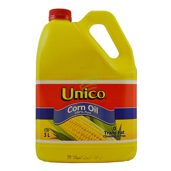 Indian grocery online - Unico Corn Oil 3L - Cartly