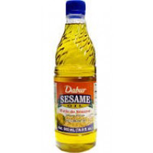Indian grocery online - Dabur sesame oil 1ltr - Cartly