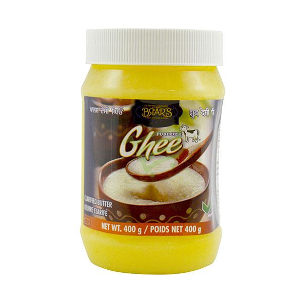 Indian grocery online - Brar's Desi Ghee 400G - Cartly