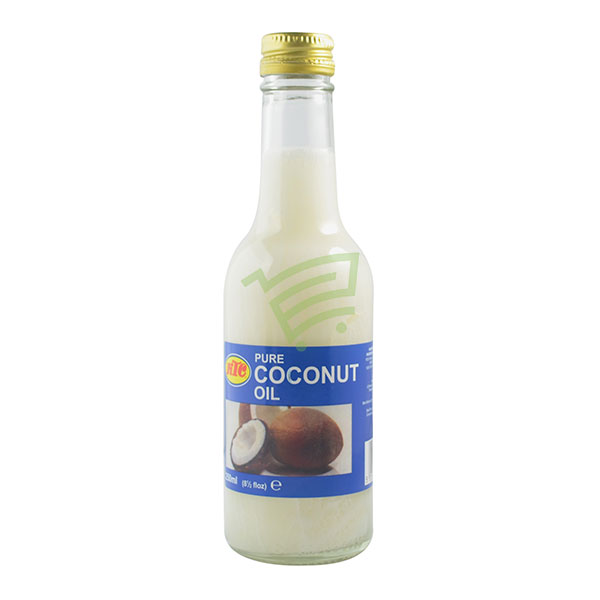 Indian grocery online - KTC Coconut Oil 250ml - Cartly