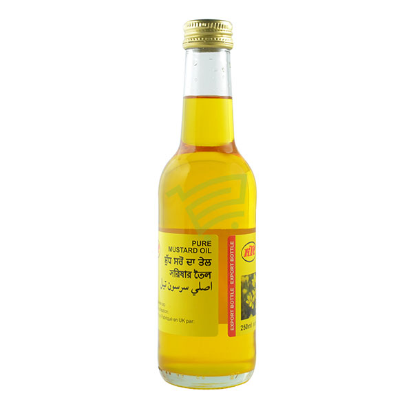 Indian grocery online - KTC Mustard Oil 250ml - Cartly
