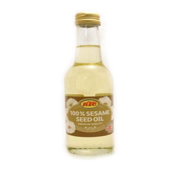 Indian grocery online - KTC sesame seed oil 250ml - Cartly