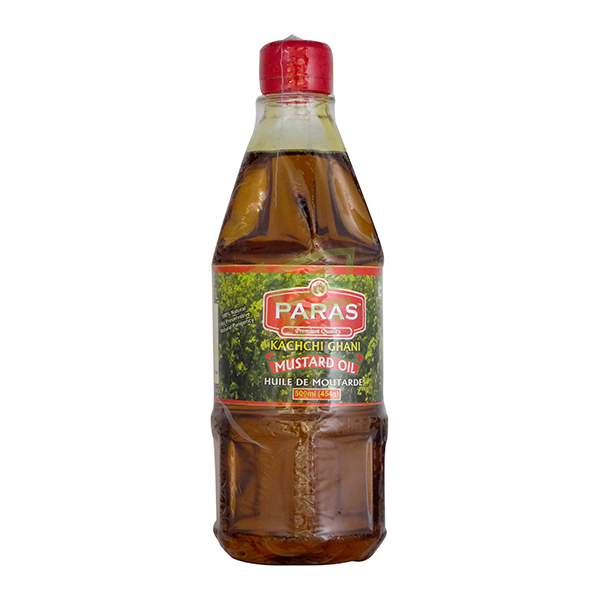 Indian grocery online - Paras Mustard Oil 500Ml - Cartly
