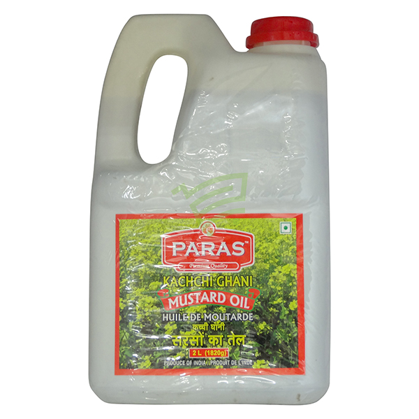 Indian grocery online - Paras Mustard Oil 2L - Cartly