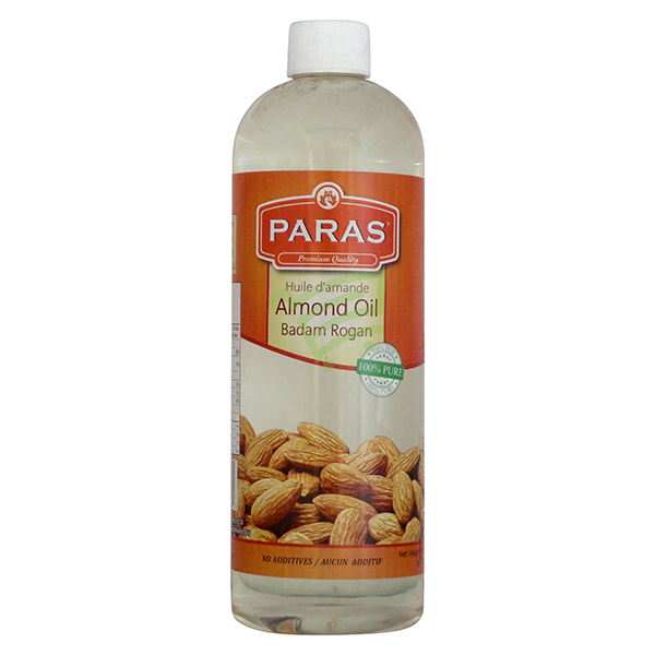 Indian grocery online - Paras Almond Oil 500Ml - Cartly
