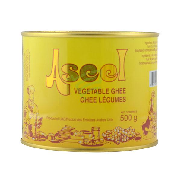 Indian grocery online - Aseel Veg Ghee 500G  - Cartly