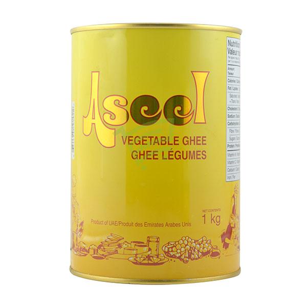 Indian grocery online - Aseel Veg Ghee 1Kg  - Cartly