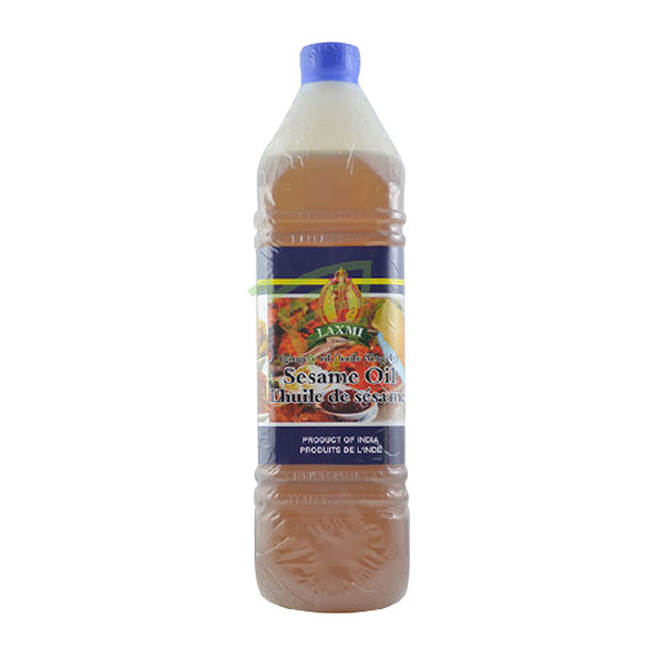 Indian grocery online - Laxmi Sesame Oil 1L - Cartly