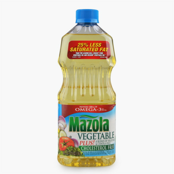 Indian grocery online - Mazola vegetable oil 1.18ltr - Cartly
