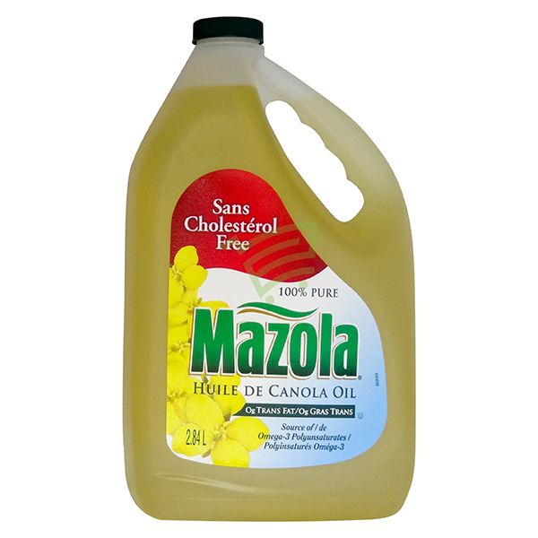 Indian grocery online - Mazola Canola Oil 2.84L - Cartly