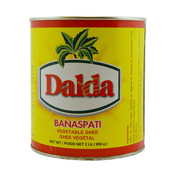 Indian grocery online - Dalda Vegetable Ghee 2lb - Cartly