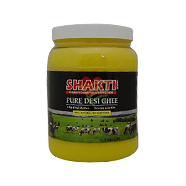 Indian grocery online - Shakti Desi Ghee 3.5lb - Cartly