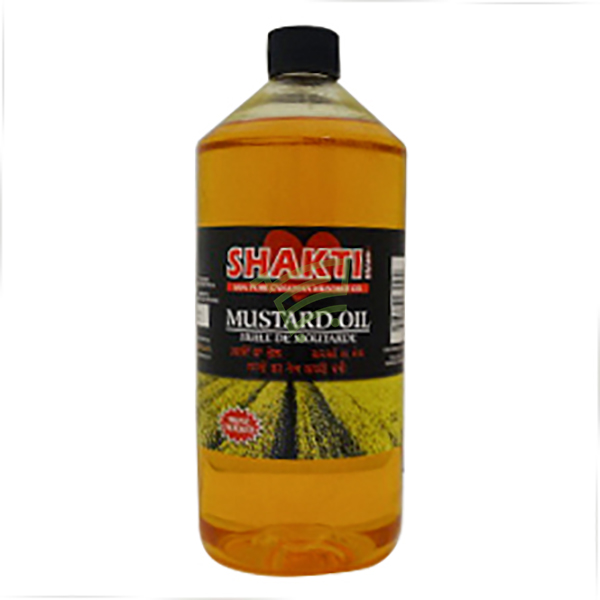Indian grocery online - Shakti mustard Oil 1L - Cartly