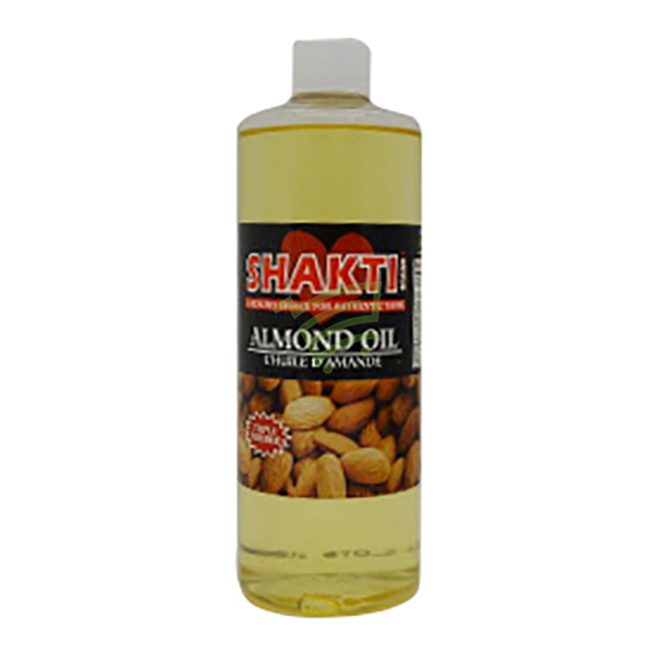 Indian grocery online - Shakti Almond Oil 474ml - Cartly