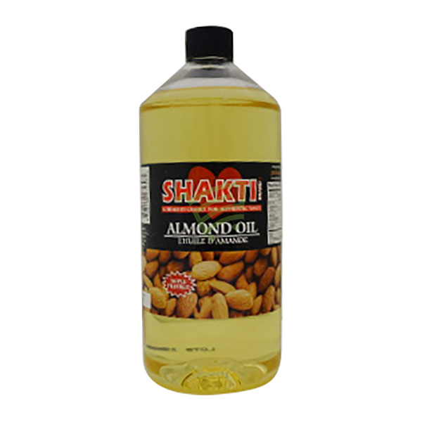 Indian grocery online - Shakti Almond Oil 1l - Cartly