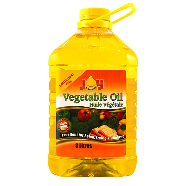 Indian grocery online - Joy Vegetable Oil 3L - Cartly