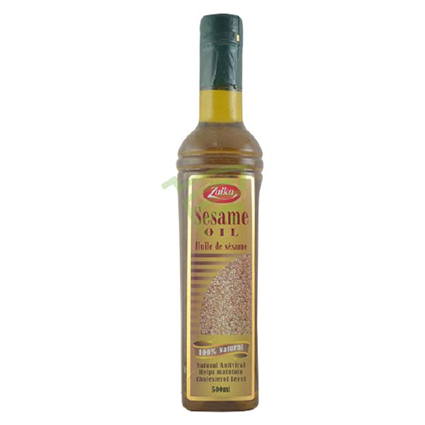 Indian grocery online - Zaika Sesame Oil 500Ml - Cartly