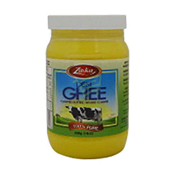 Indian grocery online - Zaika Desi Ghee400g - Cartly