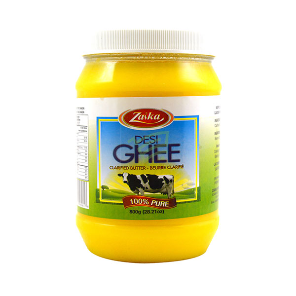 Indian grocery online - Zaika Butter Ghee  800G - Cartly