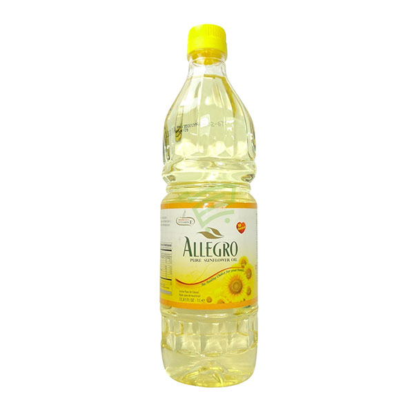 Indian grocery online - Allegro Sunflower Oil 1L - Cartly