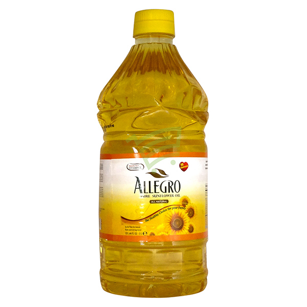 Indian grocery online - Allegro Sunflower Oil 3L - Cartly