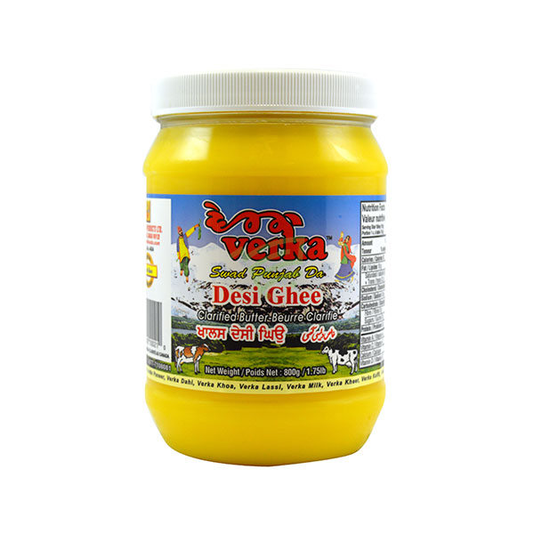 Indian grocery online - Verka Desi Ghee  800G - Cartly