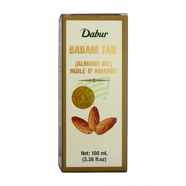 Indian grocery online - Dabur Badam Tel 100Ml - Cartly
