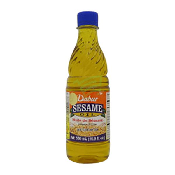 Indian grocery online - Dabur Sesame oil 500ml - Cartly