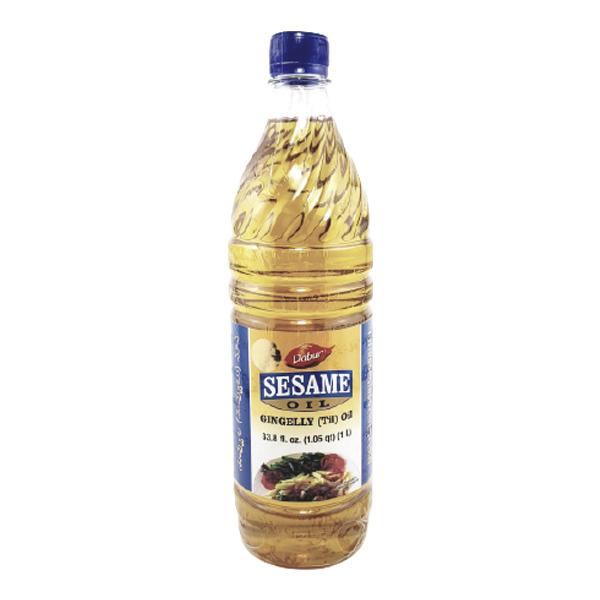Indian grocery online - Dabur Sesame Oil 1L - Cartly