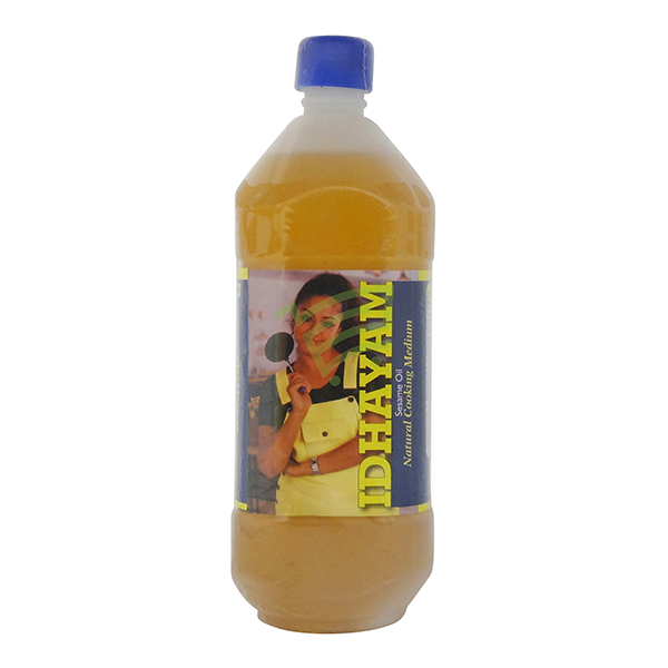 Indian grocery online - Idhayam Sesame Oil 500ml - Cartly