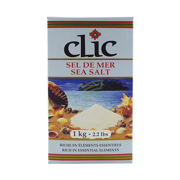 Indian grocery online - Clic Sea Salt 1Kg - Cartly