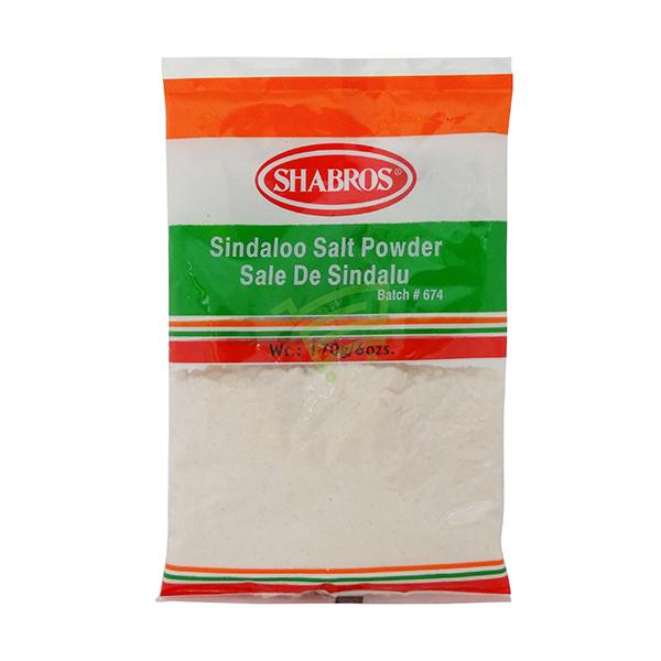 Indian grocery online - Shabros Sindaloo Salt Powder 170G - Cartly