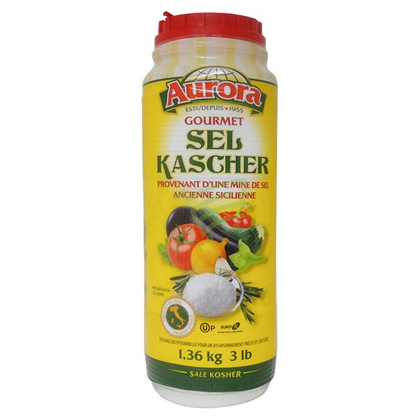 Indian grocery online - Aurora Kosher Salt 1.36Kg - Cartly