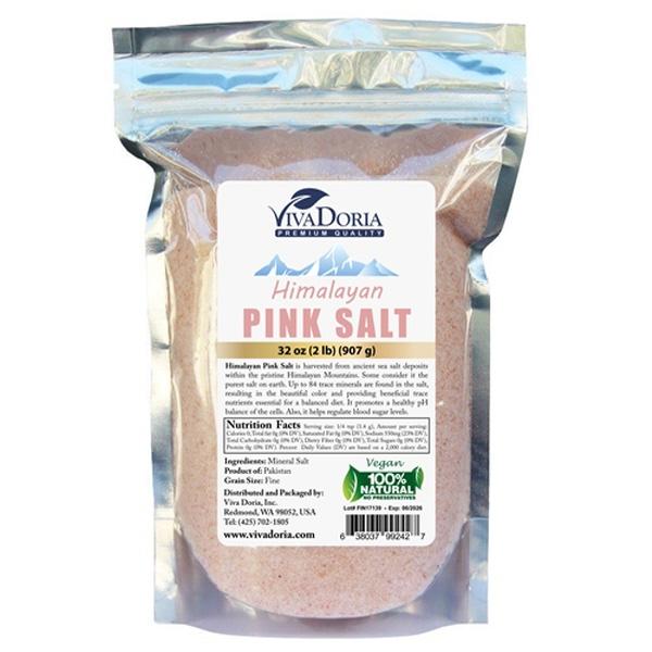 Indian grocery online - Himalayan Pink Salt 500g - Cartly