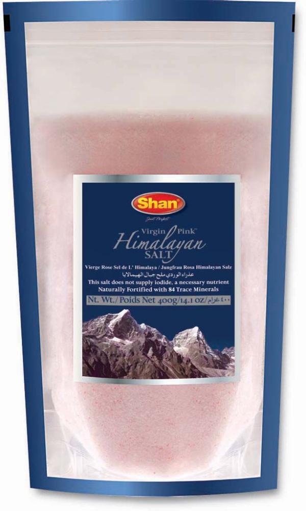 Indian grocery online - Shan Himalayan Salt 400G - Cartly