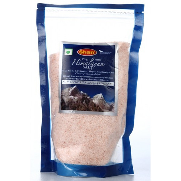 Indian grocery online - Shan Himalayan Pink salt 800gm - Cartly