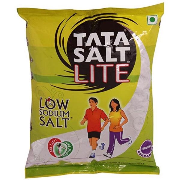 Indian grocery online - Tata Salt lite 1kg - Cartly