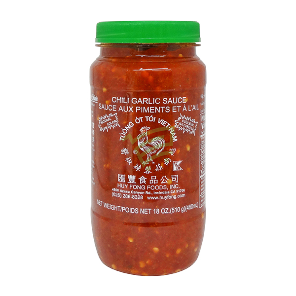 Indian grocery online - Tuong Chilli Garlic Sauce 510G - Cartly