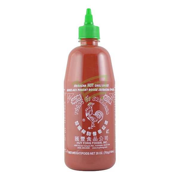 Indian grocery online - Sriracha Hot Chilli Sauce 740Ml - Cartly