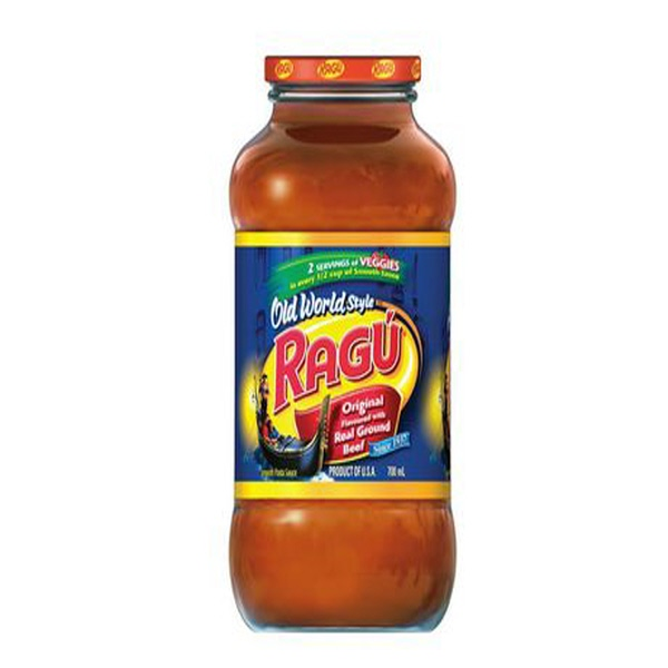 Indian grocery online - Ragu original real ground beef 640ml - Cartly