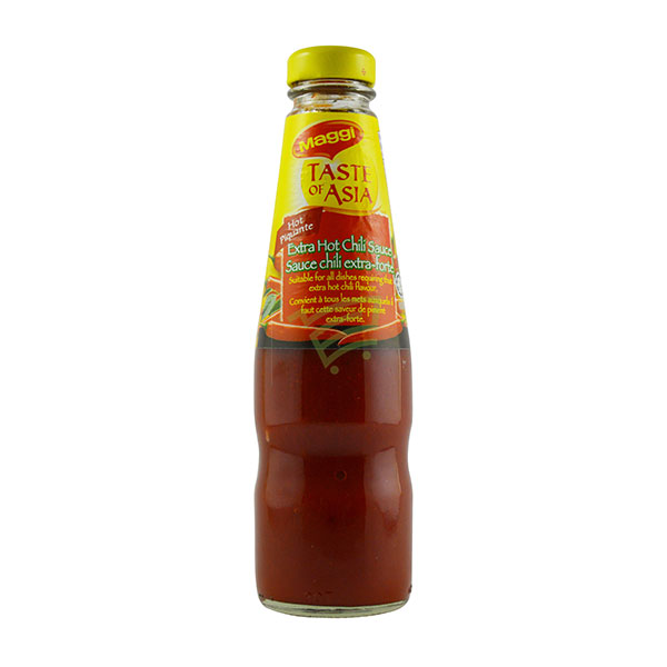 Indian grocery online - Maggi Extra  Hot Chilli Sauce 275Ml - Cartly