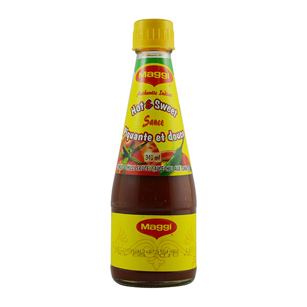 Indian grocery online - Maggi Hot&Sweet Sauce 340Ml - Cartly