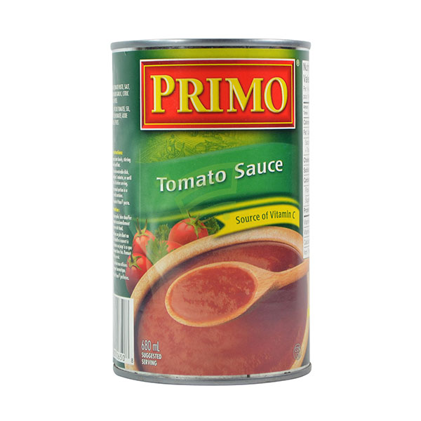 Indian grocery online - Primo Tomato Sauce 680Ml - Cartly