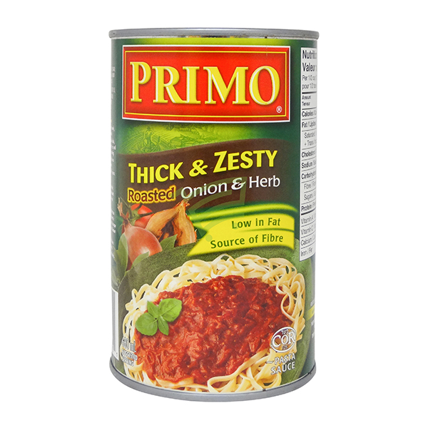 Indian grocery online - Primo Thick Onion Sauce 680Ml - Cartly